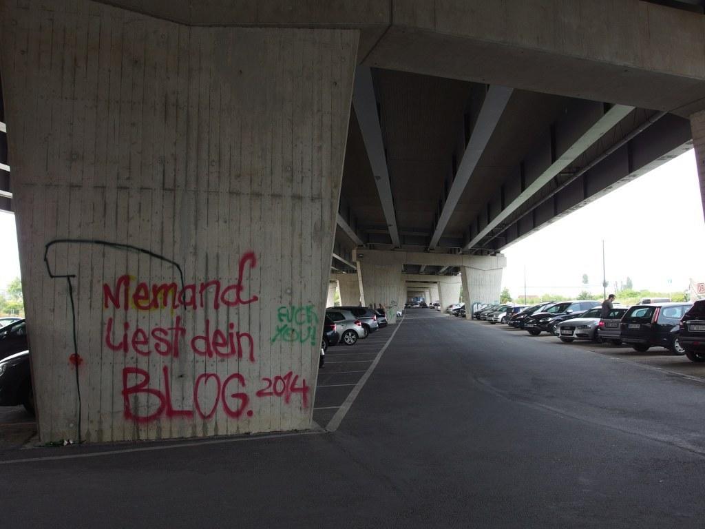 Foto (c) Hafenstaedter: Niemand liest dein BLOG. 2014